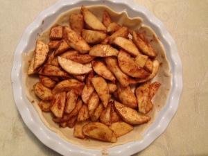 apple pie meatballs and apple pickin 036