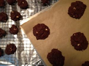 chocolate cookies 003