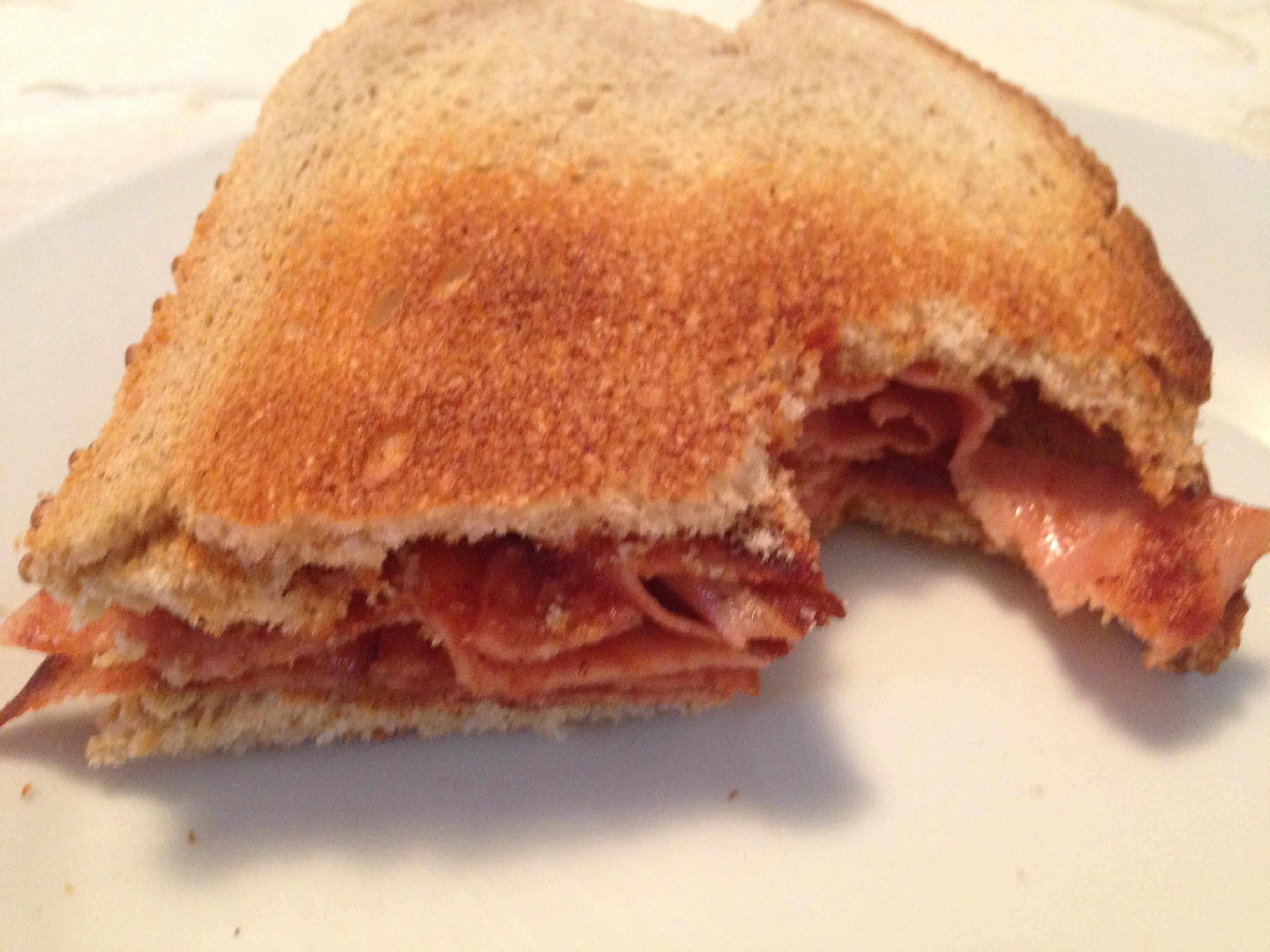 Sick Day Sandwich
