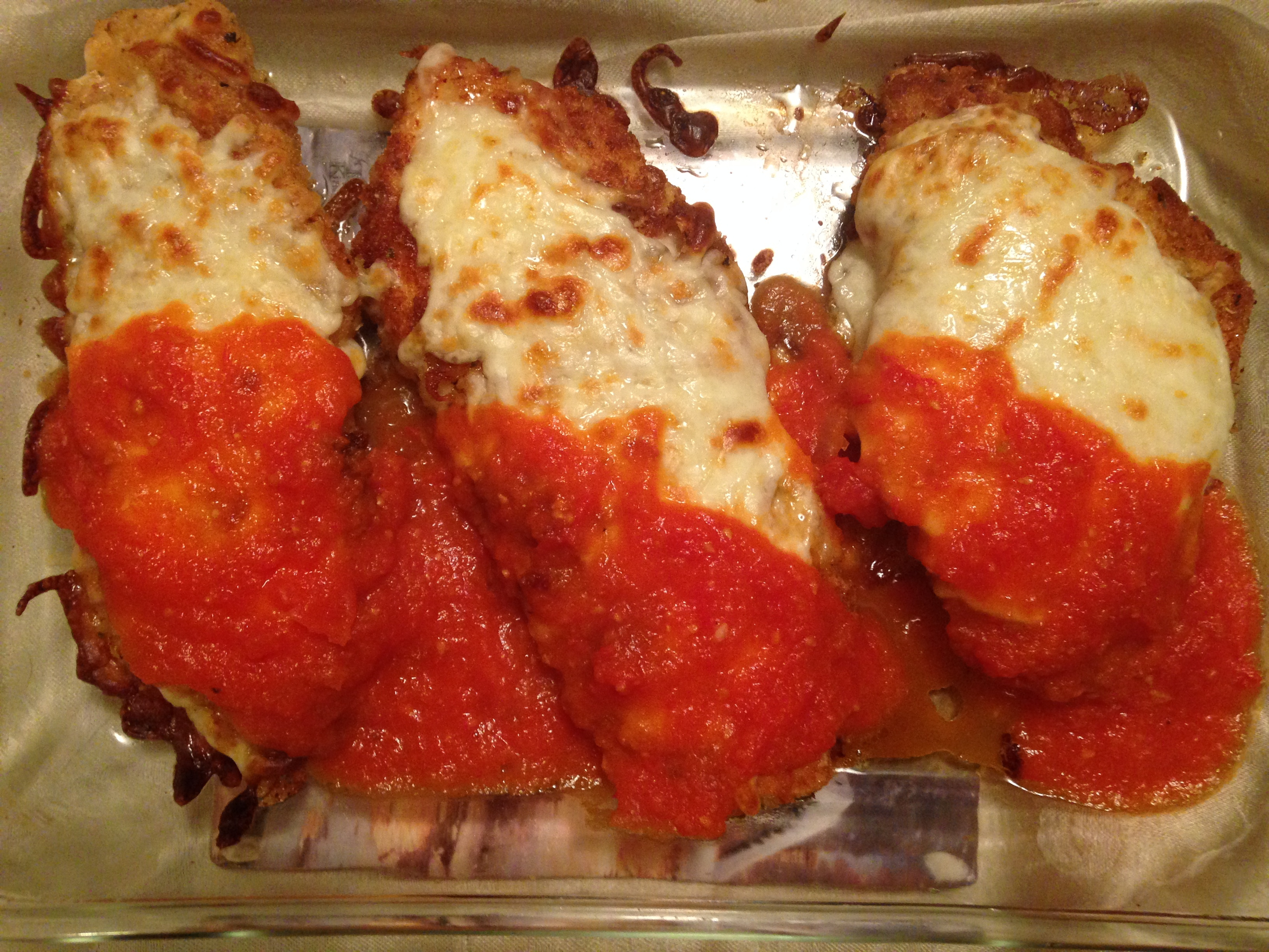 My Chicken Parm