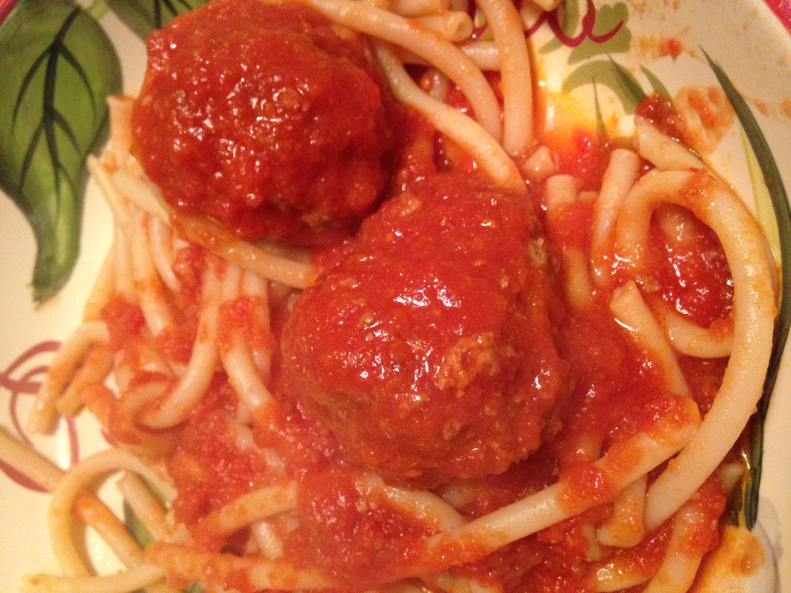 This Mama's Meatballs