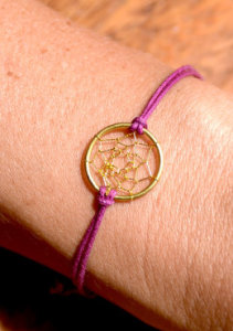 Dream Catcher Lab bracelet from Spain