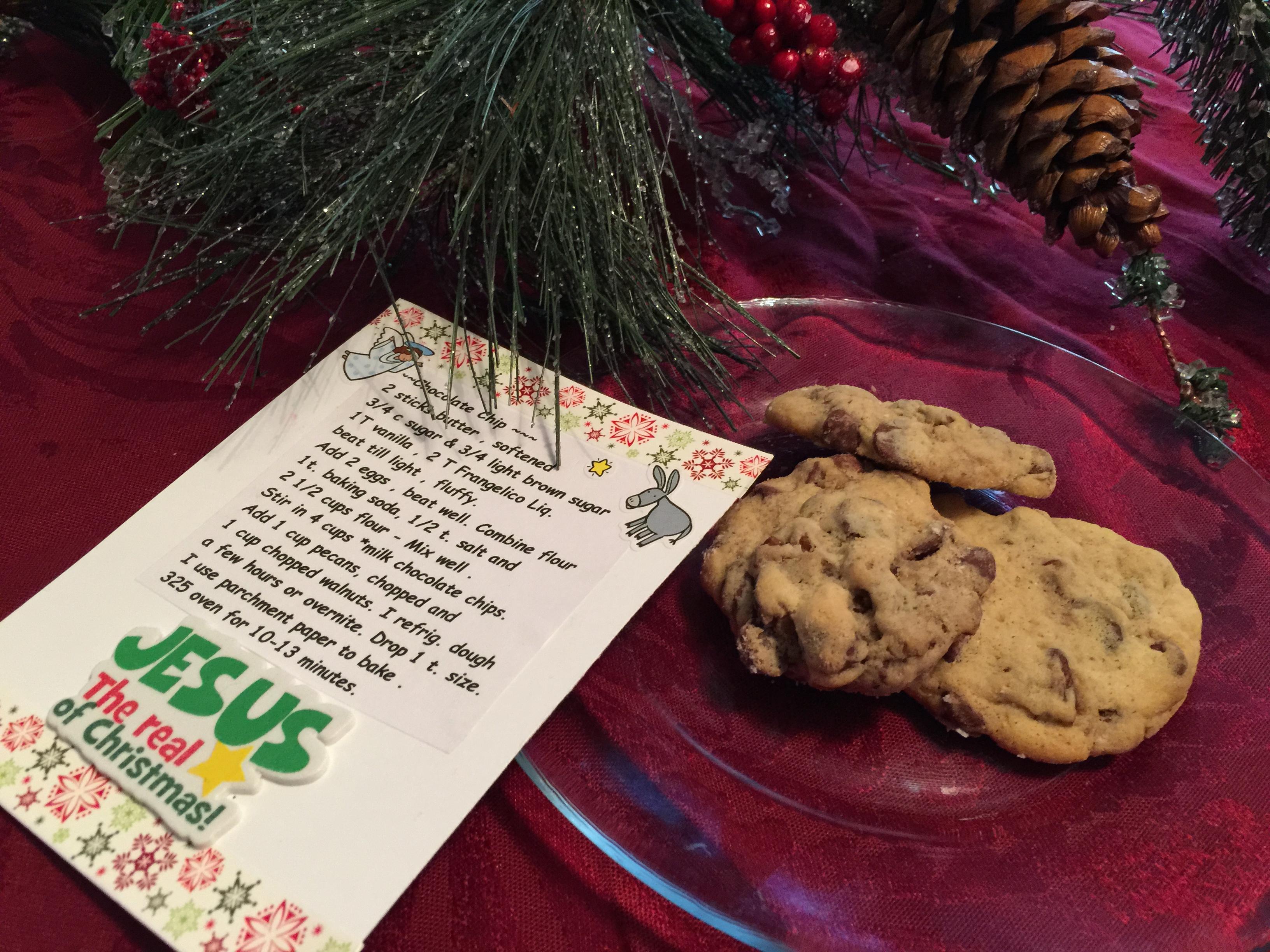 Aunt Joyce's Cookies