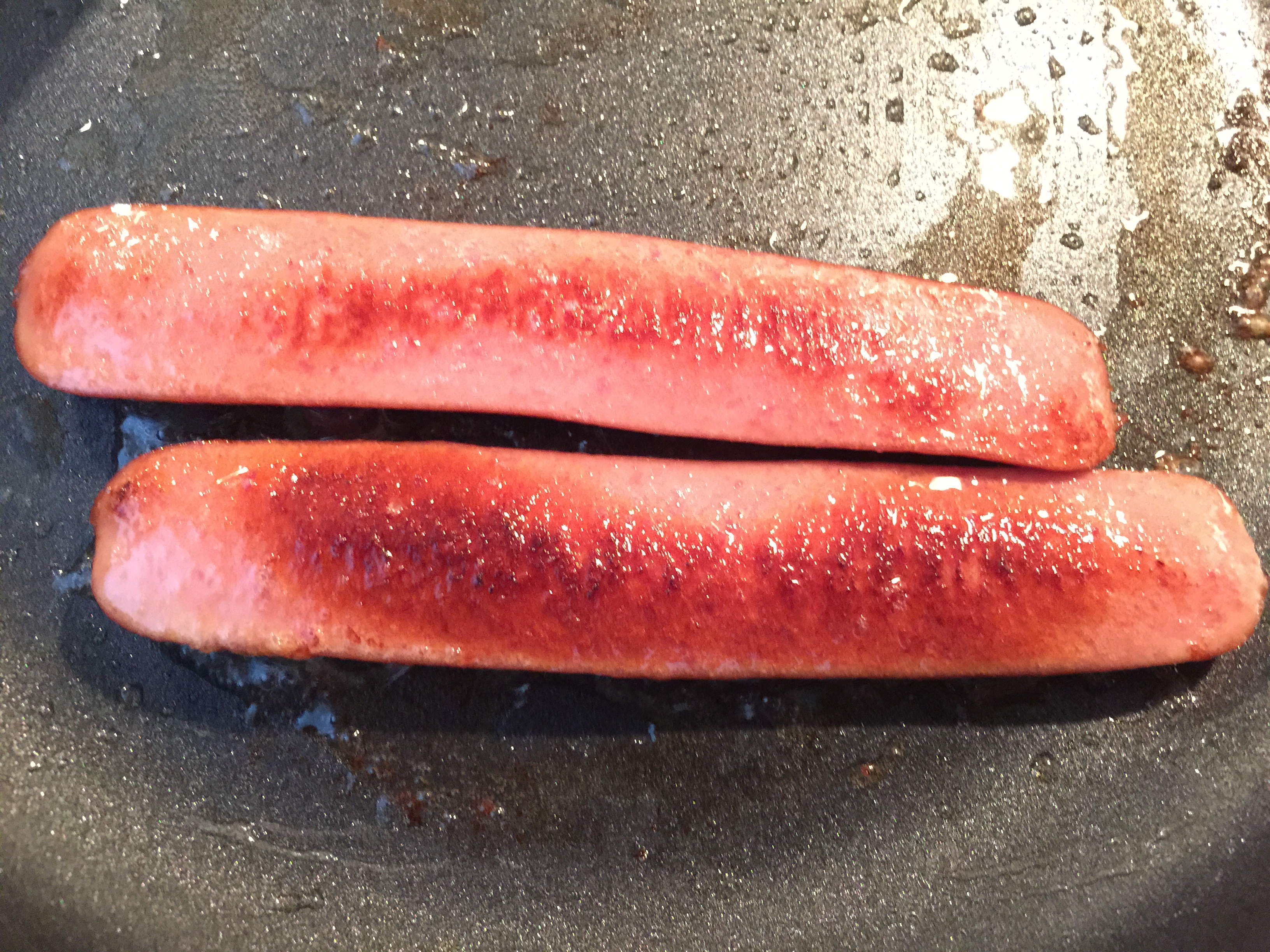 Winter Hot Dogs