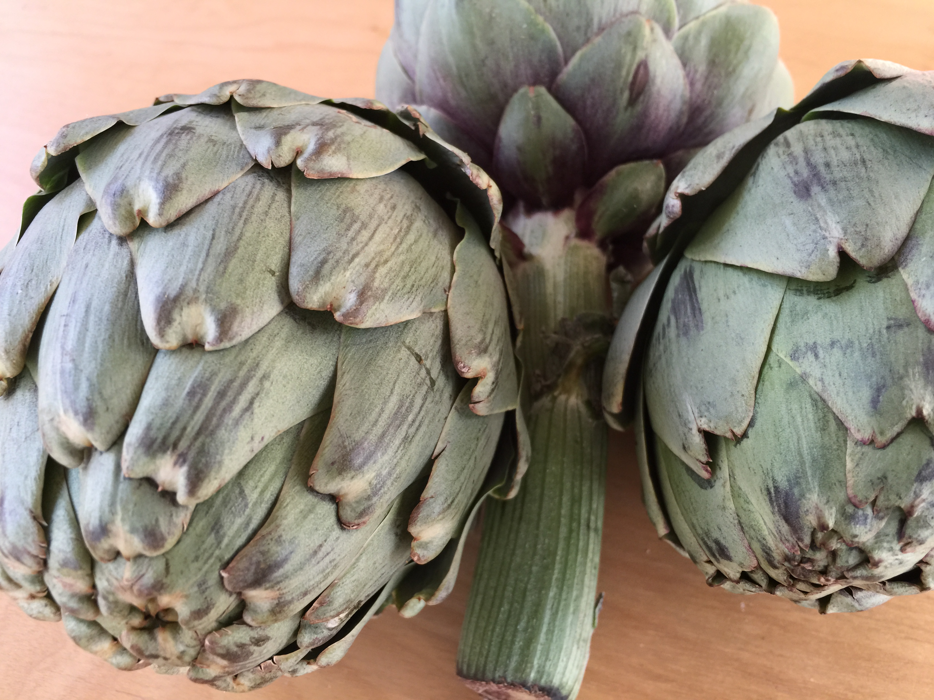 Mom's Stuffed Artichokes